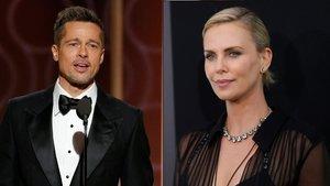 Brad Pitt ile Charlize Theron aşk mı yaşıyor?