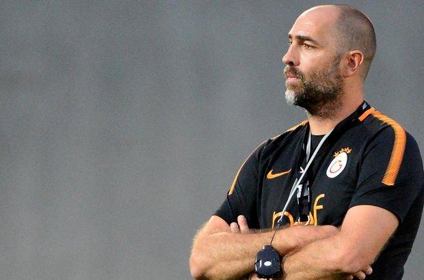 Galatasaray Teknik Direktörü Igor Tudor'a uyarı cezası verildi