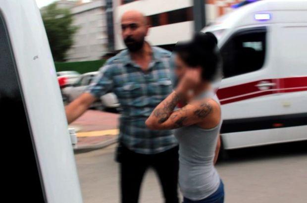 Samsun'da silahlı kavga: Kiracı kadın apartman yöneticisini vurdu