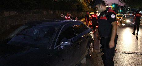 İstanbul'da 5 bin polisle asayiş uygulaması yapılıyor