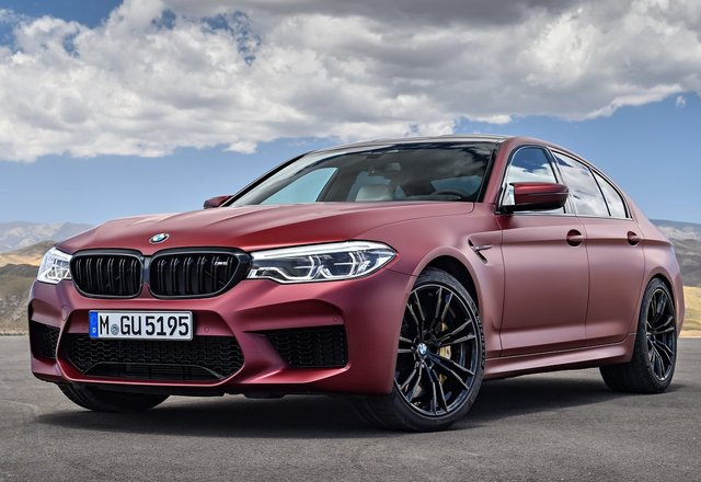 En hızlı BMW M5 geliyor