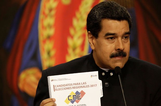 Venezuela'da görevden alınan savcıdan Maduro'ya yolsuzluk suçlaması!