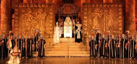 24. Uluslararası Aspendos Opera ve Bale Festivali başladı