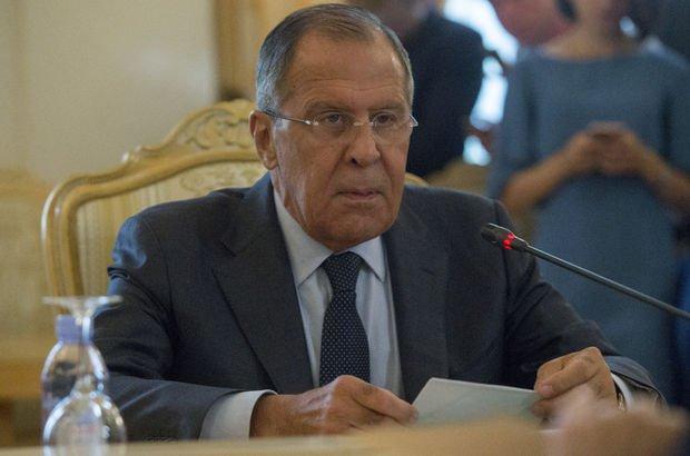 Lavrov'dan ABD açıklaması:Afganistan çıkmaz sokak!