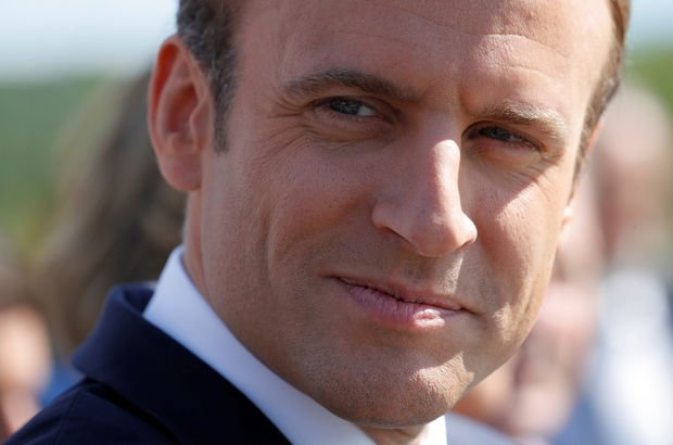 Macron'un aylık makyaj masrafı 26 bin avro