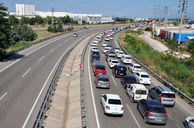 İçişleri Bakanı'ndan trafik kazası uyarısı