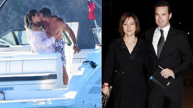 Murat Başoğlu'nun eşi Hande Bermek, evinde gözyaşı döküyor