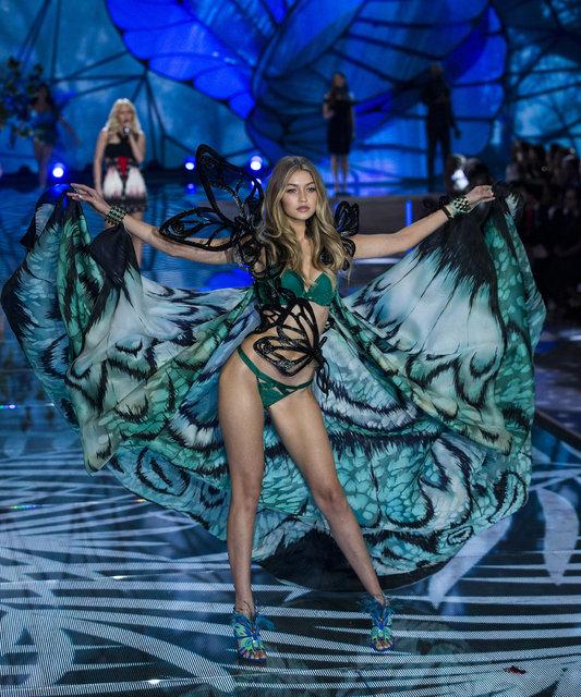 2017 Victoria's Secret melekleri