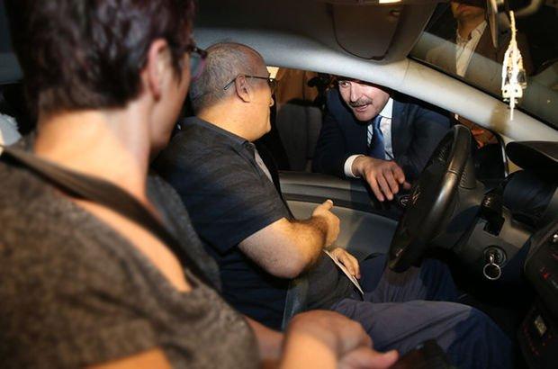İçişleri Bakanı Süleyman Soylu'dan bayram denetimi