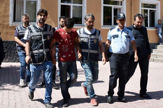 Fidye için çocuk kaçıran şüphelilerden 2'si tutuklandı