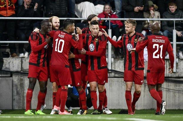 Östersunds Avrupa Ligi gruplarına kaldı