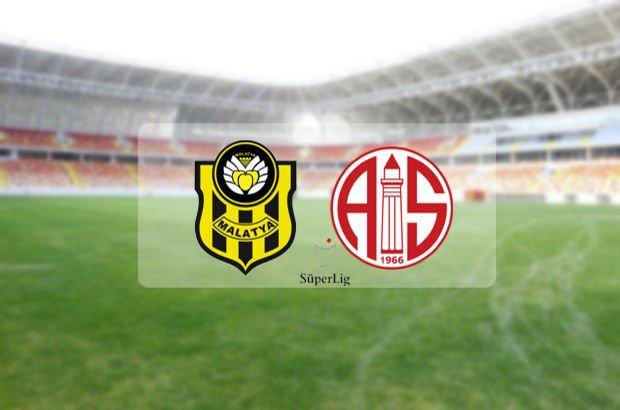 Yeni Malatyaspor Antalyaspor maçı saat kaçta, ne zaman? Süper Lig