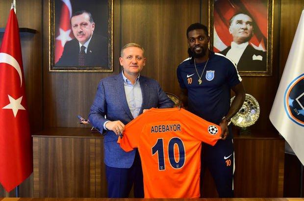 Adebayor'un sözleşmesi 2020'ye dek uzatıldı