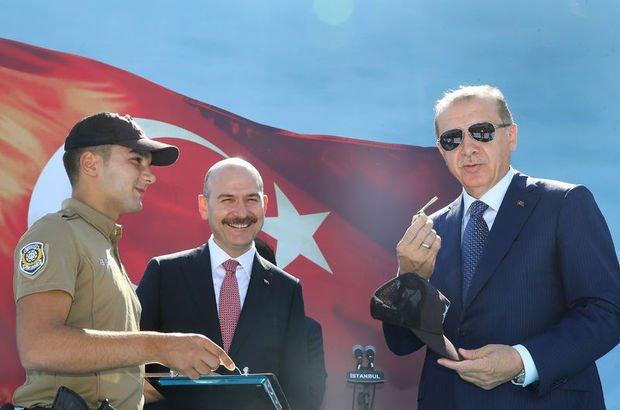 Erdoğan, İstanbul Emniyet Müdürlüğü'nün taşınacağını duyurdu