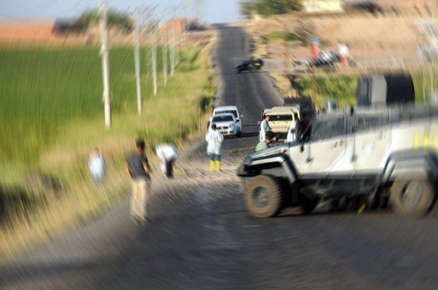 Hakkari-Van karayolunda el yapımı patlayıcı imha edildi