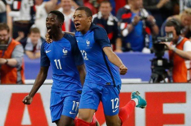 Barcelona, Borussia Dortmund'dan Ousmane Dembele'yi transfer etti!