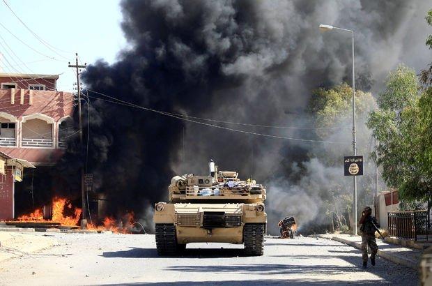 Son dakika! Irak güçleri Telafer'i tamamen geri aldı