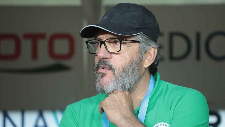 Mustafa Reşit Akçay - Konyaspor