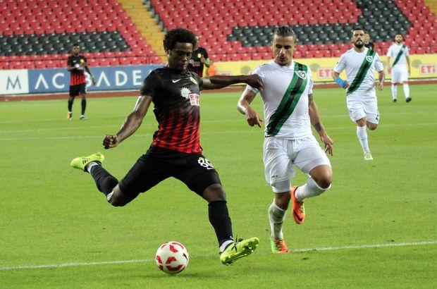 Eskişehirspor: 2 - Denizlispor: 2