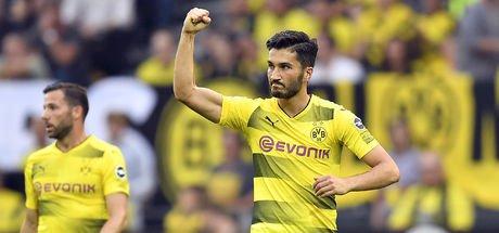 Borussia Dortmund: 2 - Hertha Berlin: 0
