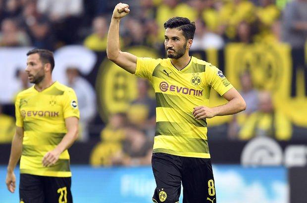 Nuri attı Dortmund kazandı!