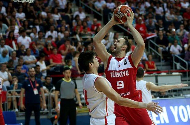 EuroBasket 2017 -  Türkiye: 84 - Karadağ: 70 maç sonucu