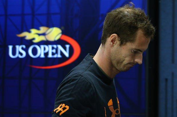 Andy Murray ABD Açık