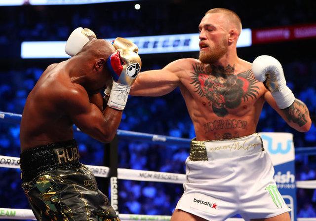 Floyd Mayweather - Conor McGregor boks maçını kim kazandı? - Mcgregor Vs Mayweather maç sonucu