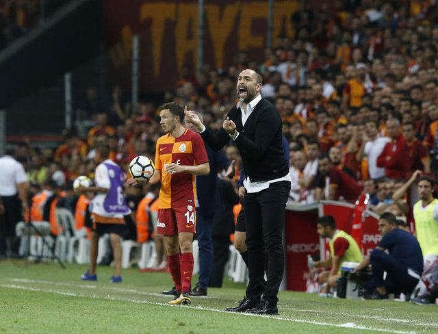 Galatasaray'da değişimin sırrı - GS haberleri