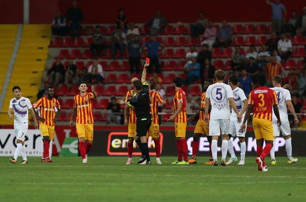Kayserispor: 2 - Osmanlıspor: 2 | MAÇ SONUCU