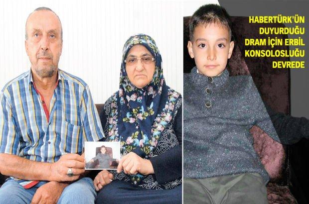 DEAŞ'ın kaçırdığı İsmail Irak'ta peşmergenin cezaevinde