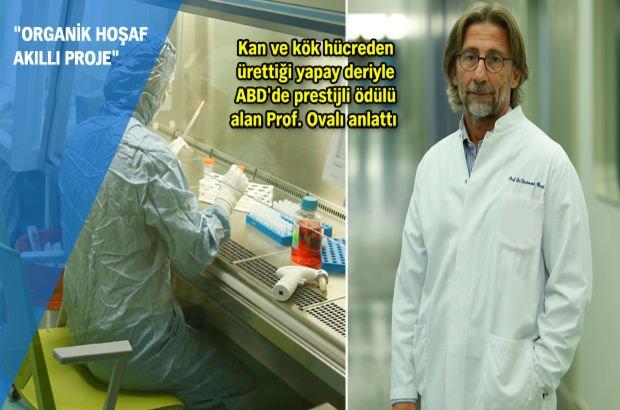 Prof. Dr. Ercüment Ovalı kanser  Kök hücre