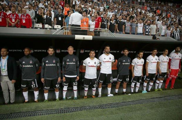Beşiktaş'ta yedek kulübesinde kriz patlak verdi