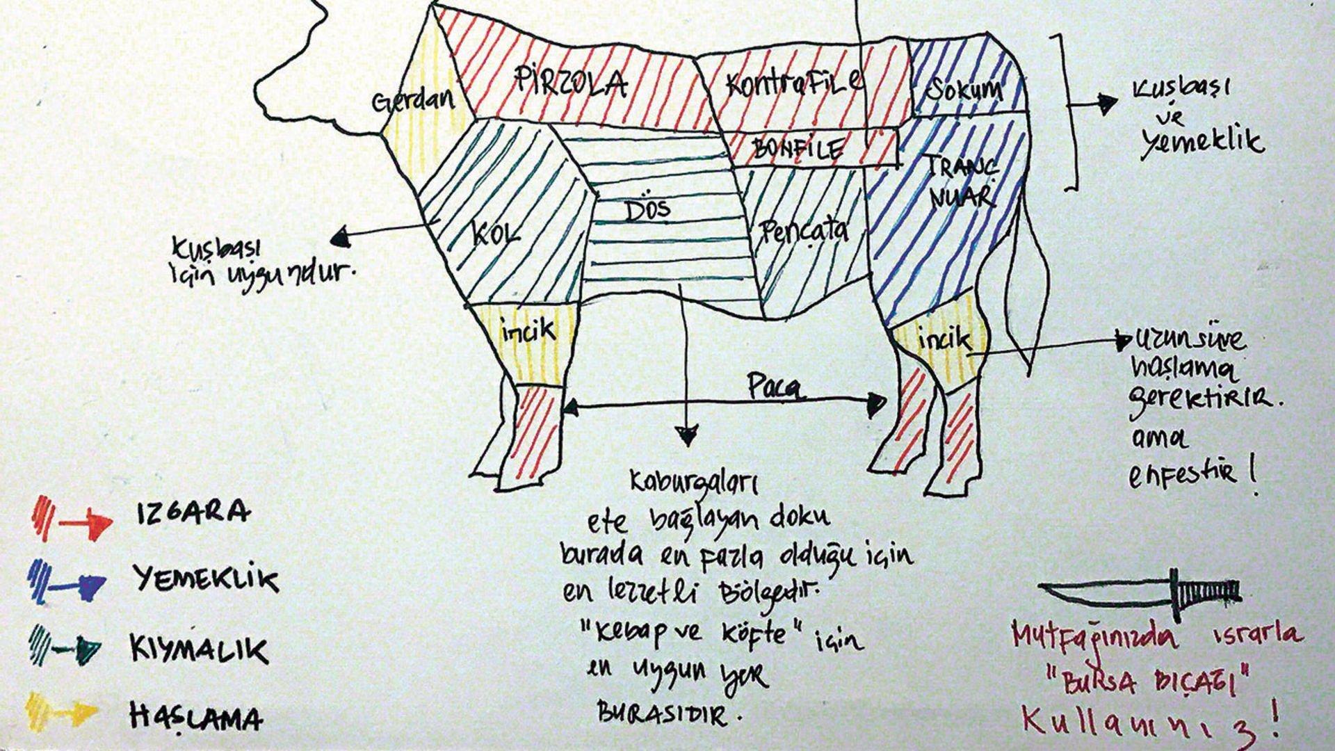 Et hızlıca nasıl çözünür