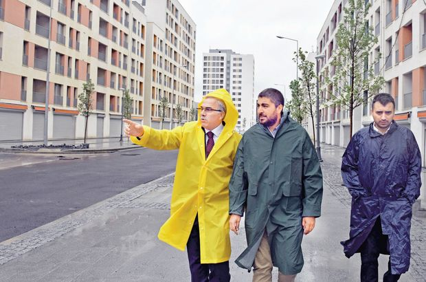 TOKİ Başkanı Mehmet Ergün Turan