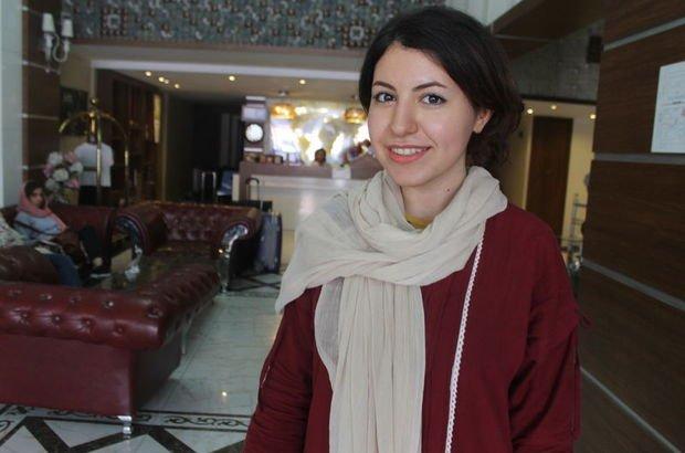 İranlı turist, Van
