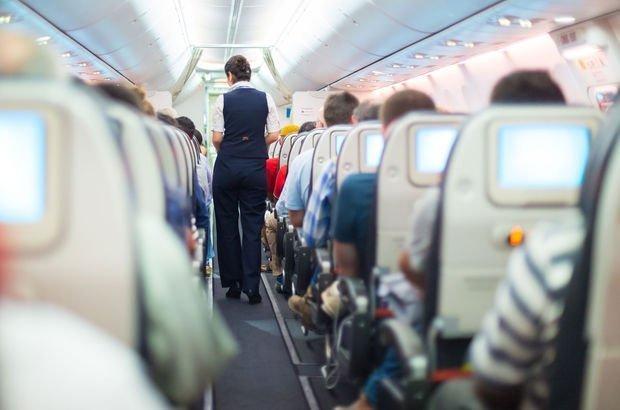 Uçak enfeksiyon