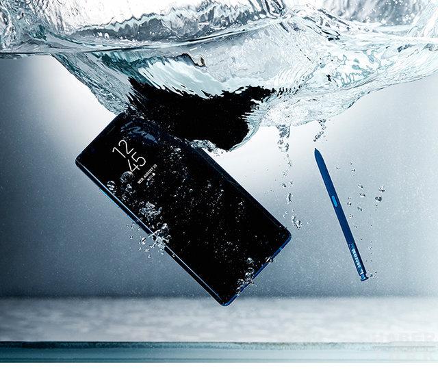 Samsung Galaxy Note 8'in pili daha küçük ama daha güvenli