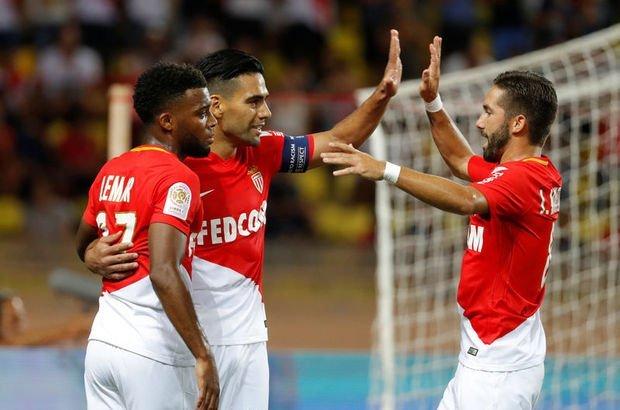 Monaco: 6 - Marsilya: 1