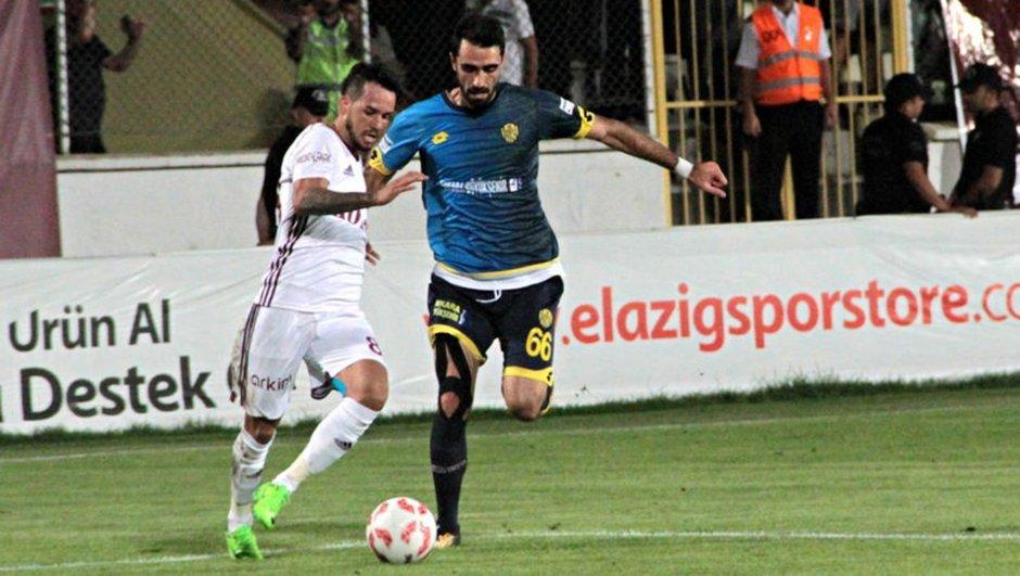 Elazığspor: 2 - MKE Ankaragücü: 0