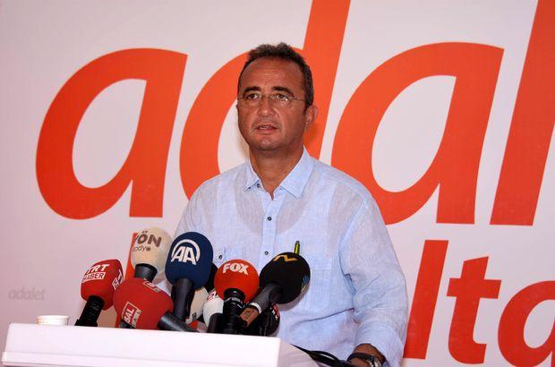 Adalet Kurultayı'nın kamp alanında alkol kullanıldığı iddiasına CHP'den yanıt