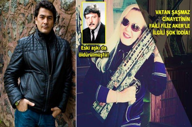 Vatan Şaşmaz'ı öldürdükten sonra intihar eden Filiz Aker