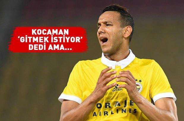 Fenerbahçe Josef'e gelen teklifi reddetti