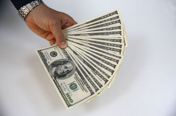 Dolar bugün 3.44 liradan güne başladı