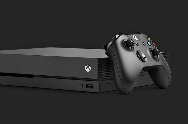 Microsoft Xbox One X rekor ön sipariş