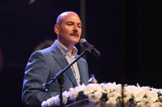 Bakan Süleyman Soylu'dan arka koltukta emniyet kemeri uyarısı