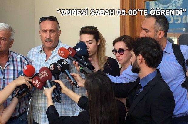 Vatan Şaşmaz'ın dayısı: