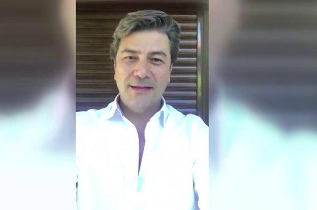 Vatan Şaşmaz son mesajını yaklaşan Kurban Bayramı için çekti (video)