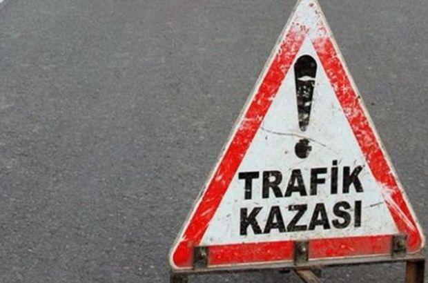 Manisa'da otomobil şarampole devrildi, aileden 4 kişi yaralandı