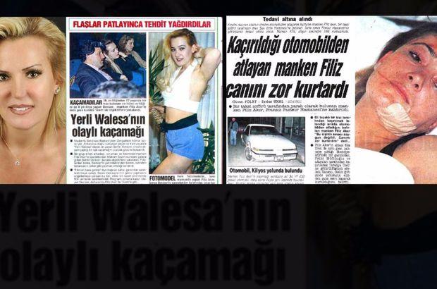 Filiz Aker'in olaylarla dolu yaşamı! Vatan Şaşmaz'ın katili Filiz Aker'in hayatı